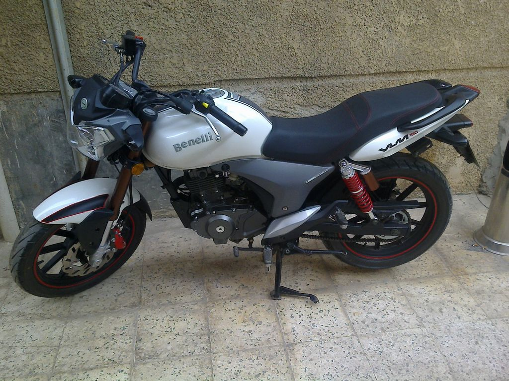 For Sale - BENELLI 150 Vlm (2012) - 6450 EGP