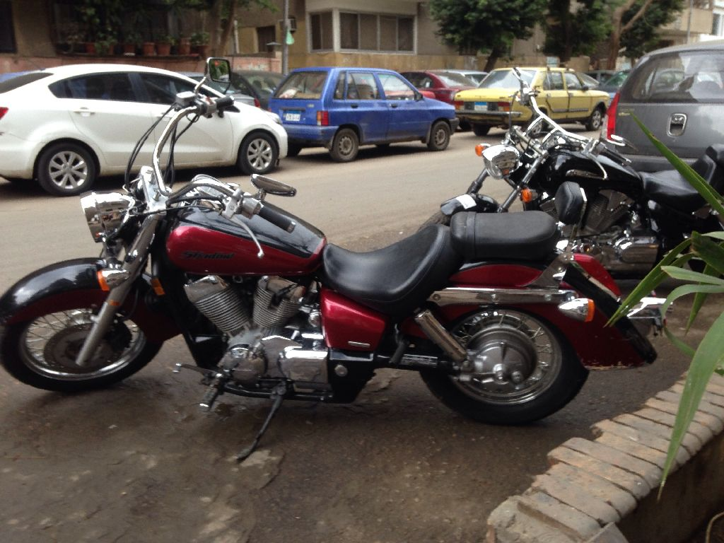 HONDA-Shadow aero 750-2007 for Sale