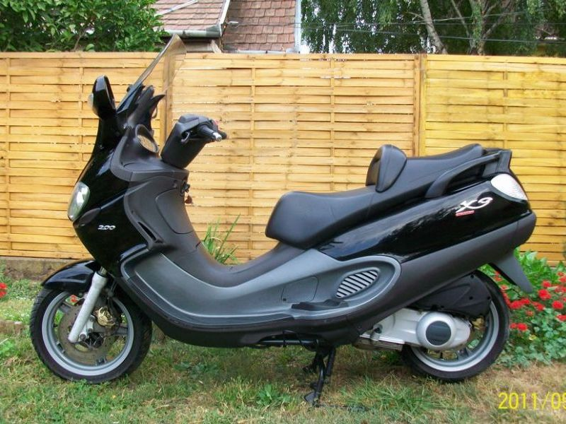 for sale piaggio x9 250cc 2007 17000 egp motorcycles. Black Bedroom Furniture Sets. Home Design Ideas