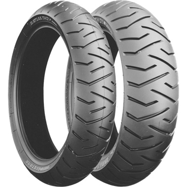 BRIDGESTONE - Scooter Tire - TH01M BATTLAX (FRONT)