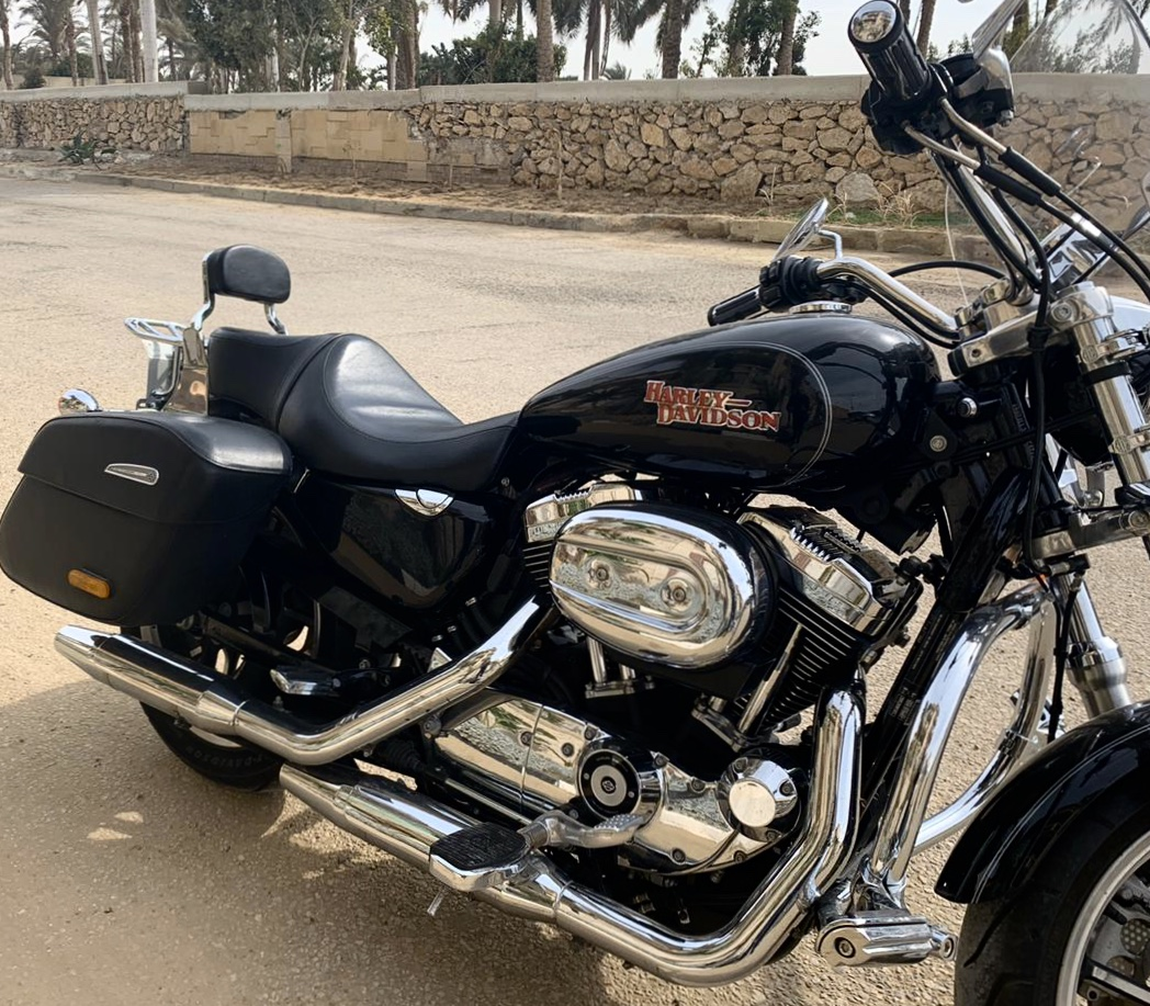 HARLEY-DAVIDSON Super Low T  2014