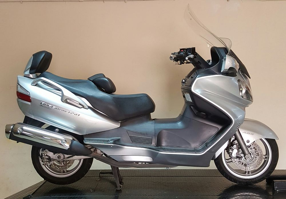 SUZUKI Burgman 650 executive  2007