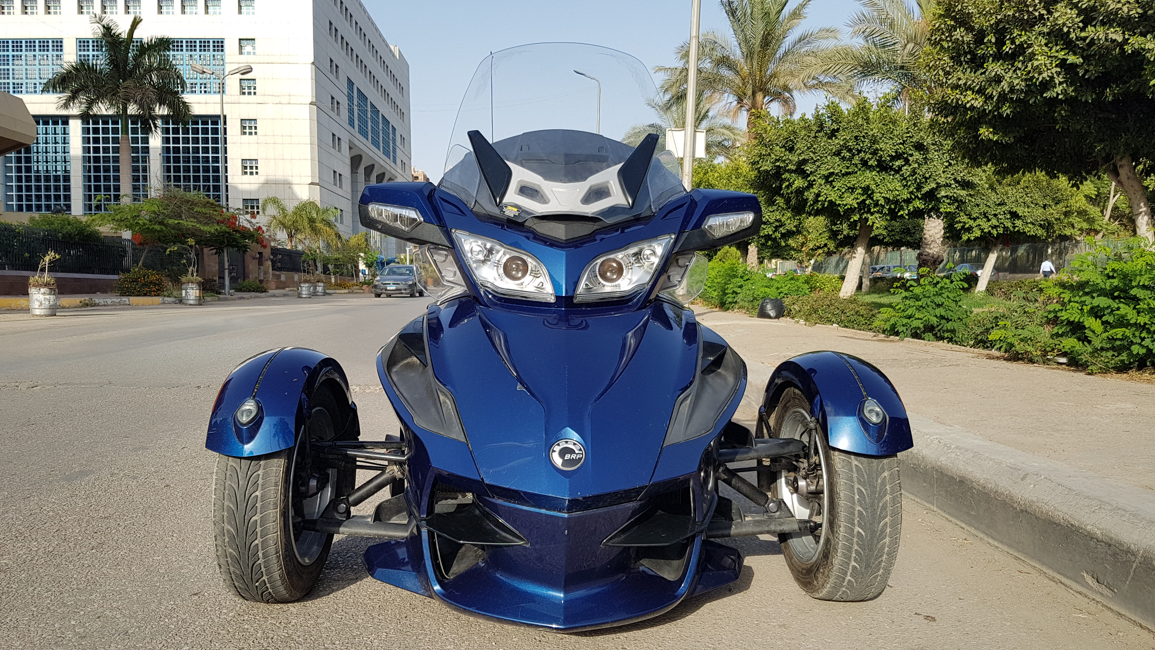 CAN-AM CAN AM SPYDER RT