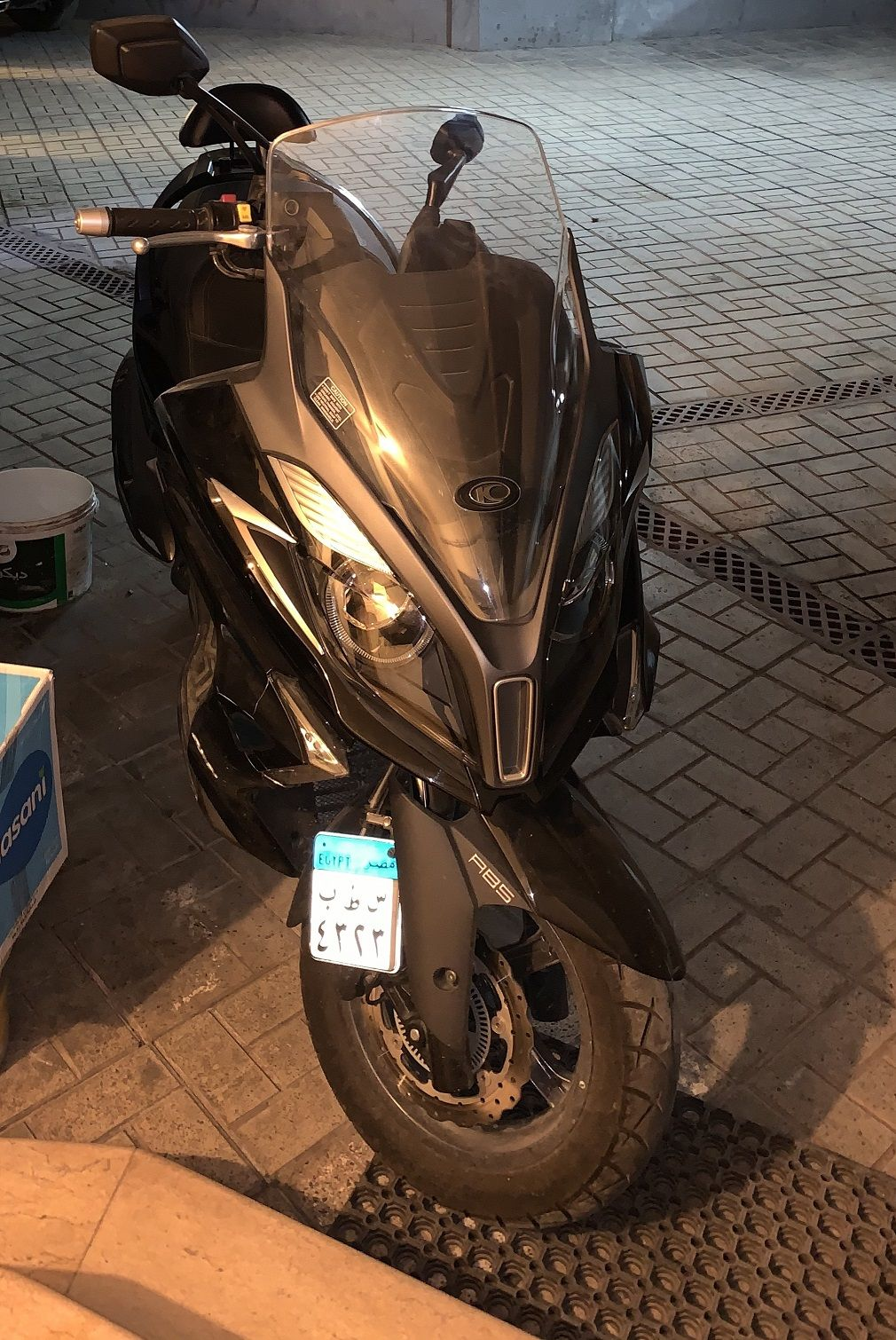KYMCO Downtown 350i ABS 2018